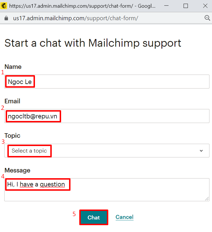 huong-dan-chat-voi-Mailchimp-support