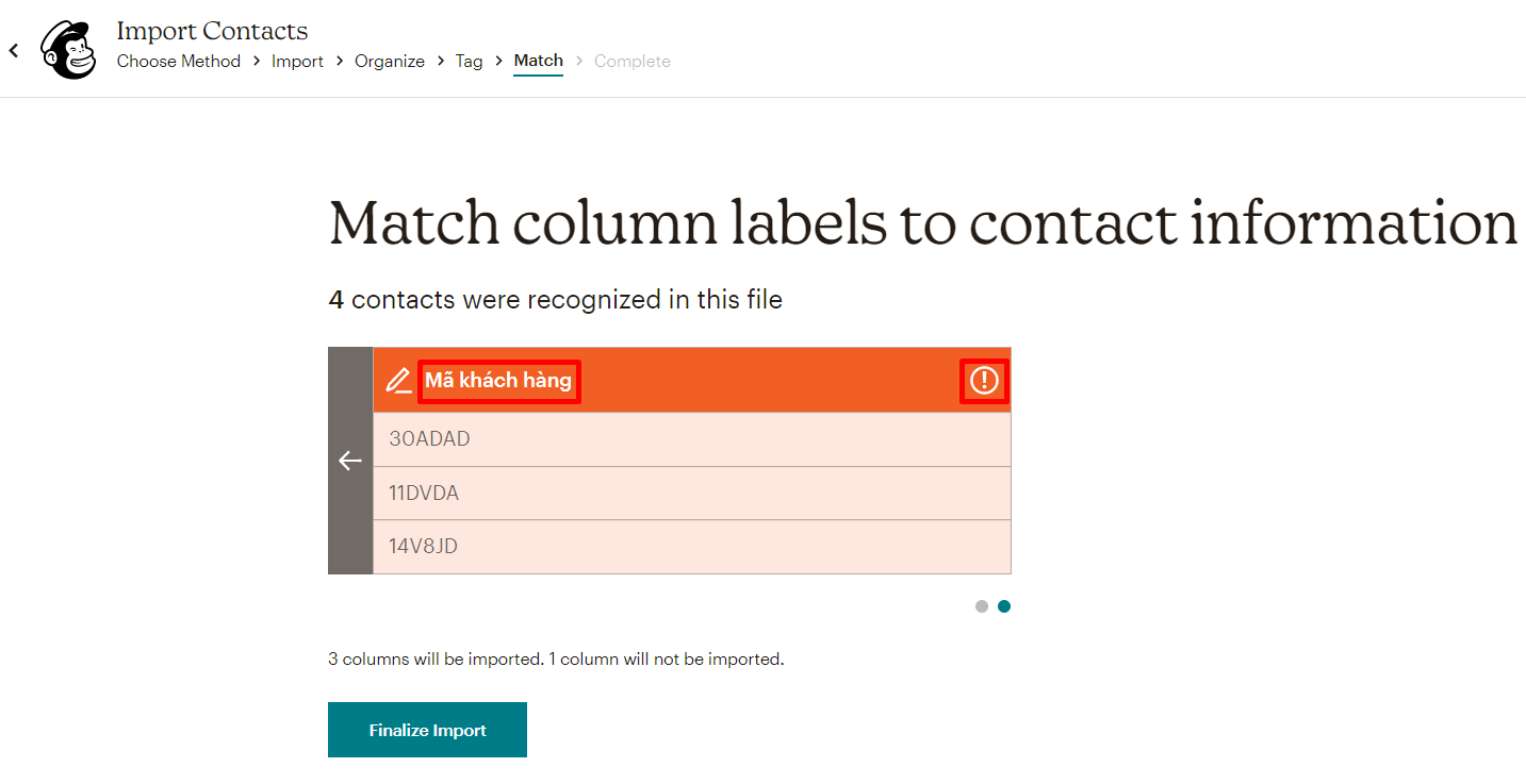 import-contacts-to-Mailchimp